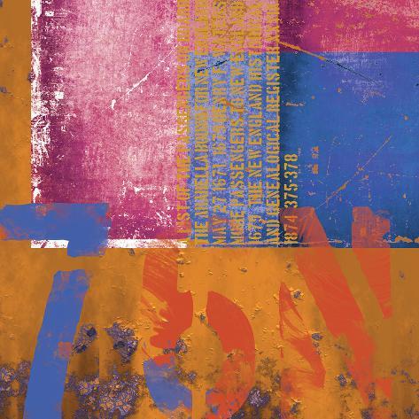 Passage Stretched Canvas Print