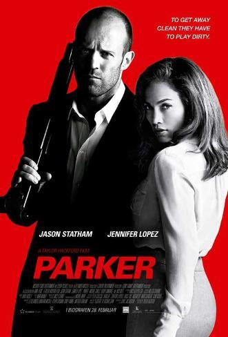 Parker (Jason Statham, Jennifer Lopez, Michael Chiklis) Movie Poster Impressão original