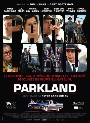 Parkland ポスター