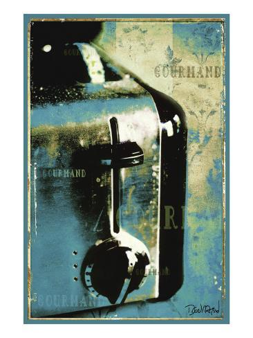 Gourmand - Toaster I Art Print