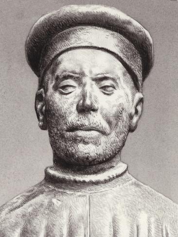Lucca Pitti Giclee Print
