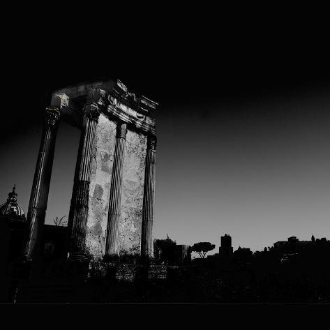 Roman Forum I Photographic Print
