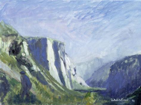 El Capitan, Yosemite National Park, 1993 Giclee Print