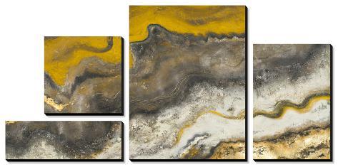 Lava Flow Canvas Art Set