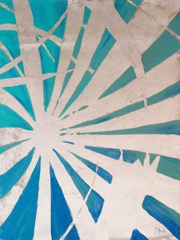Silver Palms II Stampa artistica