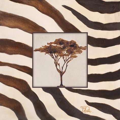 Contemporary Africa II Art Print