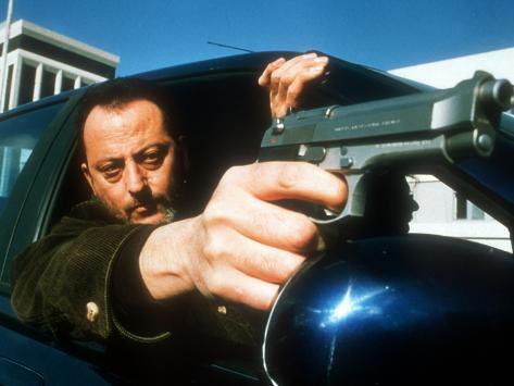 Jean Reno: Ronin, 1998 Stampa fotografica