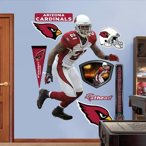Patrick Peterson 2011 Wall Decal