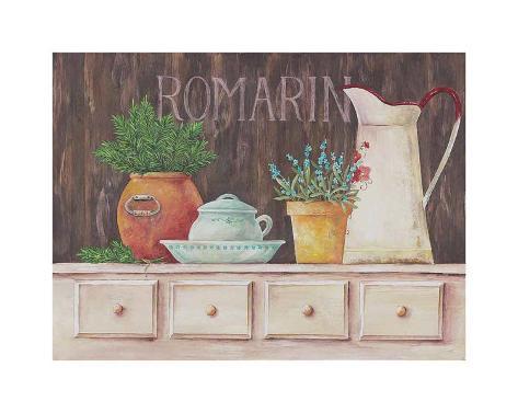 Bouquet Garni I Stampa artistica