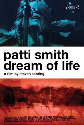 Patti Smith: Dream of Life Poster