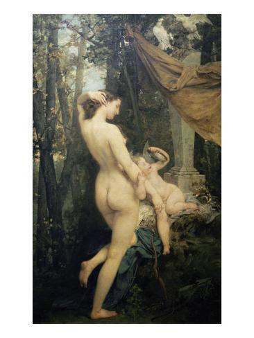 Toilette of Venus Giclee Print