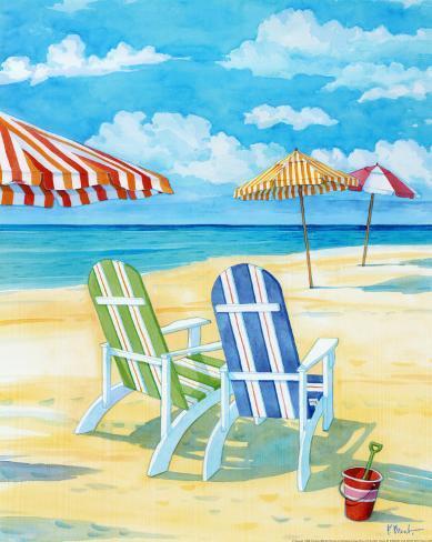 Oceanside I Art Print