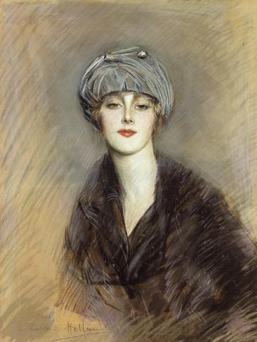 Portrait of Lucette, c.1913 Giclee Print