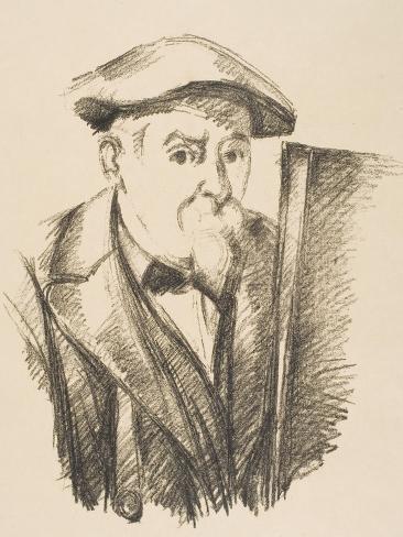 Self-Portrait, 1896-97 Lámina giclée