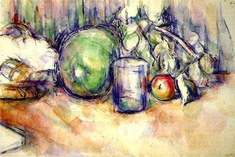 Still Life with a Glass, 1902-06 Giclée-vedos