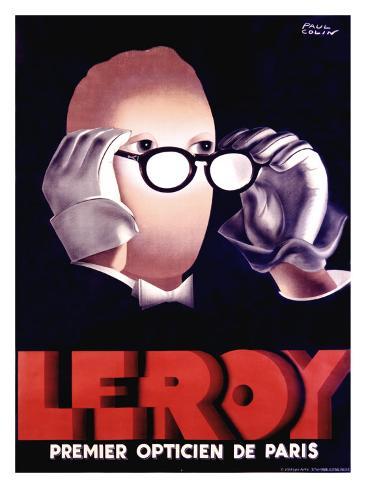 Leroy Opticien, c.1938 Giclee Print