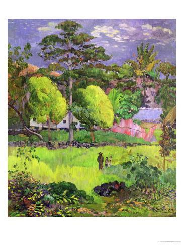 Landscape, 1901 Giclee Print