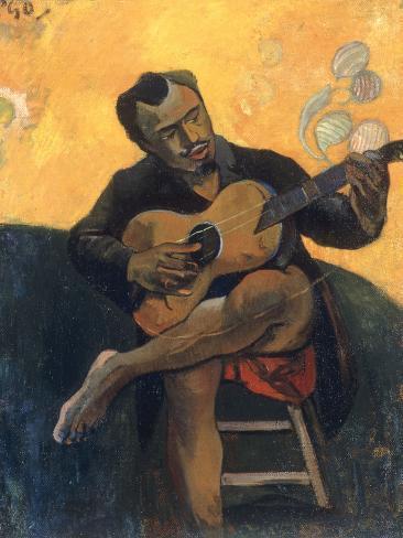 Le Joueur de Guitare, c.1894 Lámina giclée
