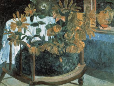 Sunflowers Giclee Print