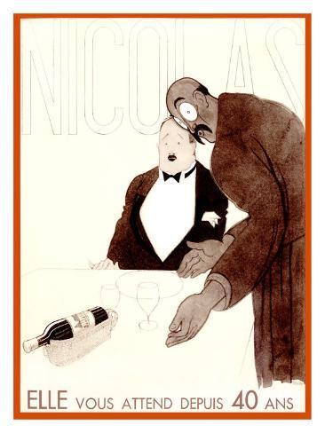 Nicolas Giclee Print