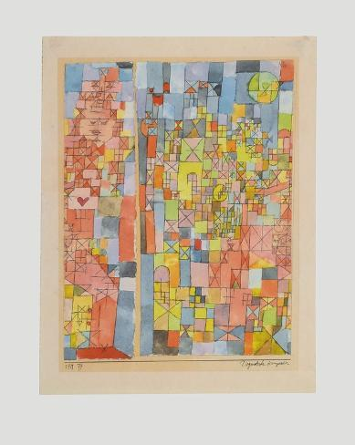 Dogmatic Composition Collectable Print