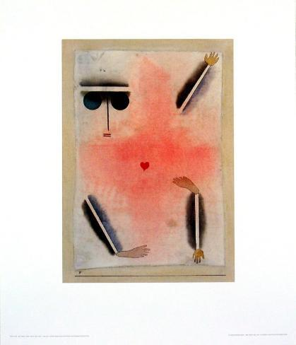 Hat Kopf, Hand, Fuss, 1930 Art Print