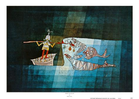 Sinbad the Sailor Art Print
