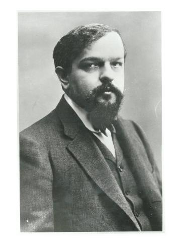 Claude Debussy Giclee Print