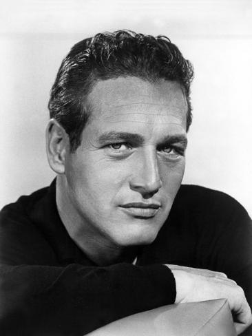 Paul Newman, 1963 Photo
