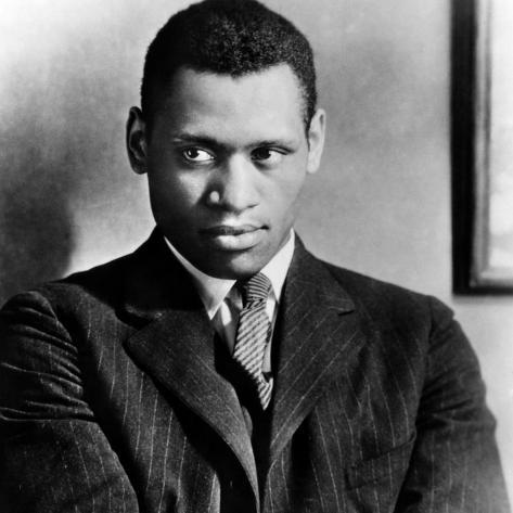 Paul Robeson, c.1920s Photo
