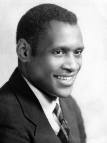 Paul Robeson, c.1930s Photo