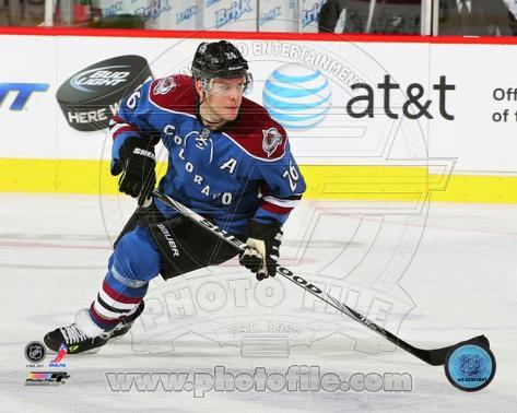 Paul Stastny 2011 12 Action Photo Allposters Ca