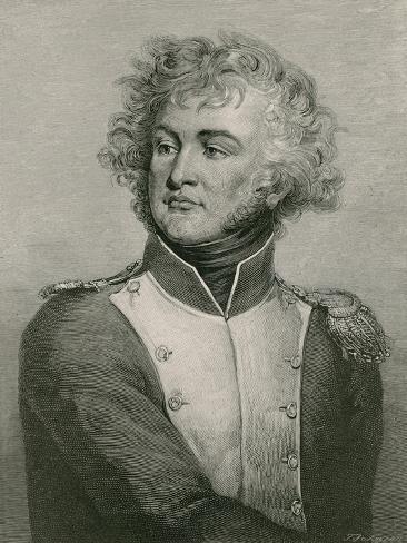 General Jean Baptiste Kleber Lámina giclée