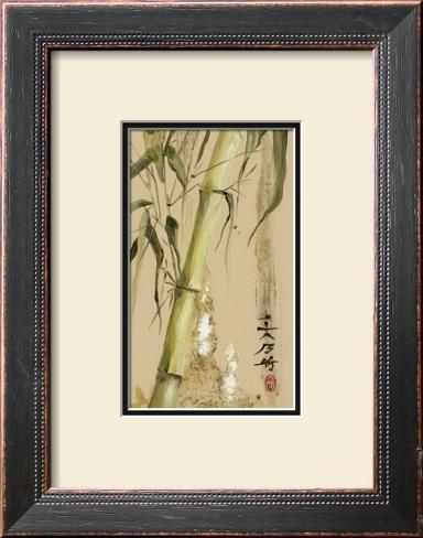 Oriental Junco V Framed Art Print