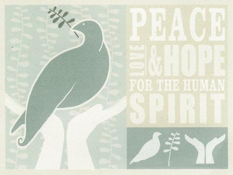 Peace Giclee Print