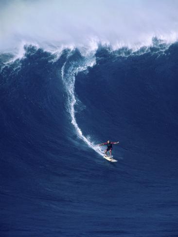 Peahi Maui, Hawaii, USA Photographic Print