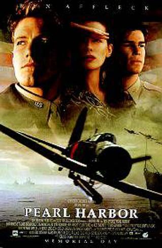 Pearl Harbor Original Poster