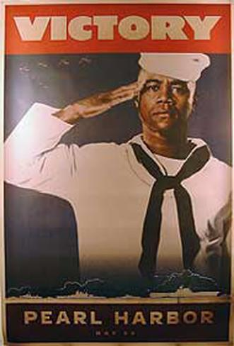 Pearl Harbor Double-sided poster