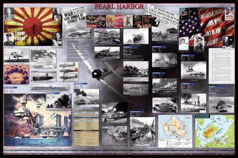 Pearl Harbour Poster