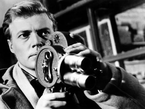 Peeping Tom, Karl Boehm, 1960 写真