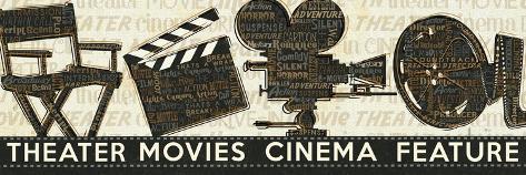 Cinema Premium Giclee Print