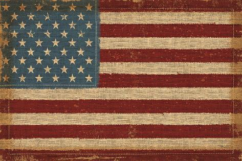 USA Strong Art Print