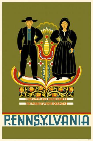 Pennsylvania Masterprint