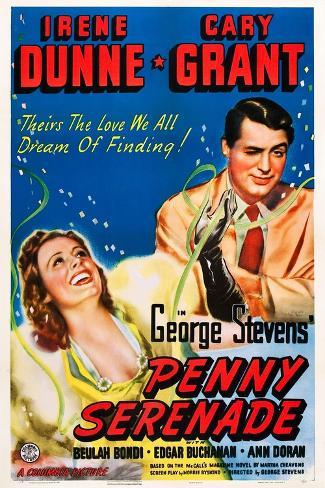 Penny Serenade Art Print