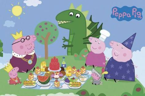Peppa Pig Póster