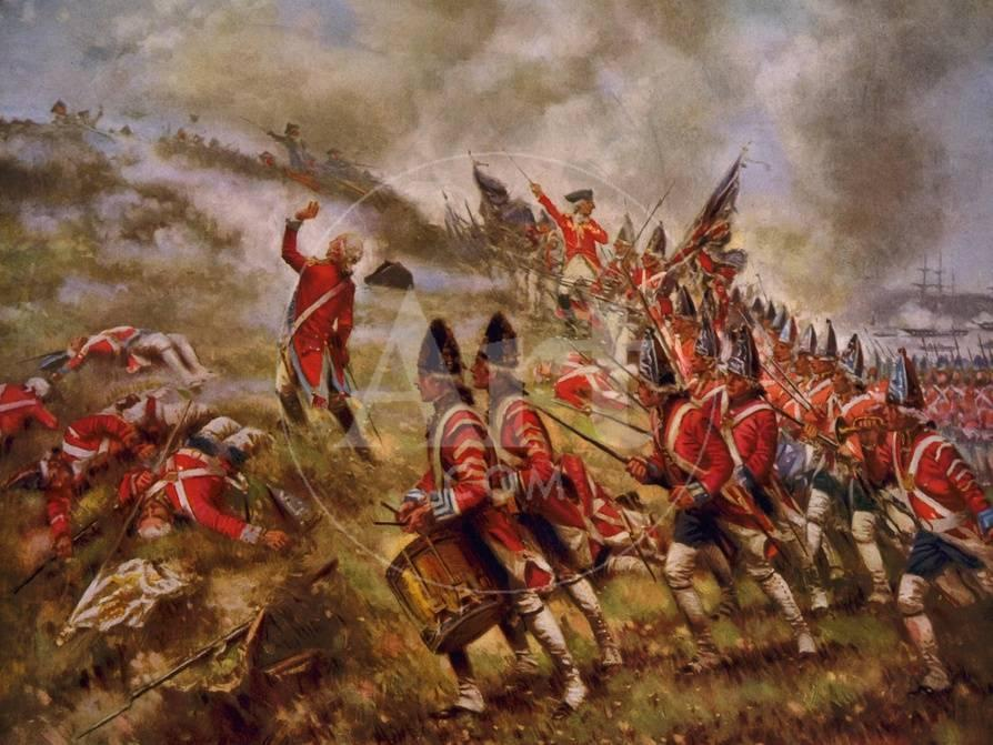 Battle Of Bunker Hill Prints By Percy Moran At AllPosters