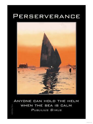 Perseverance Art Print