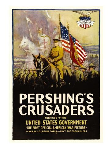 Pershing's Crusaders, 1918 Photo