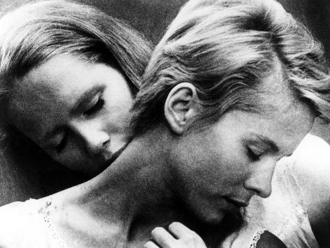 Persona, Liv Ullmann, Bibi Andersson, 1966 写真