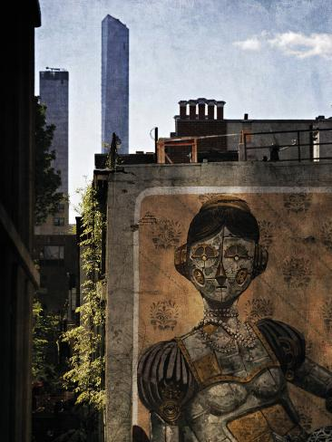 City Doll Giclee Print